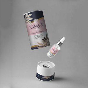 Ermes Extra 3 cannabinoids
