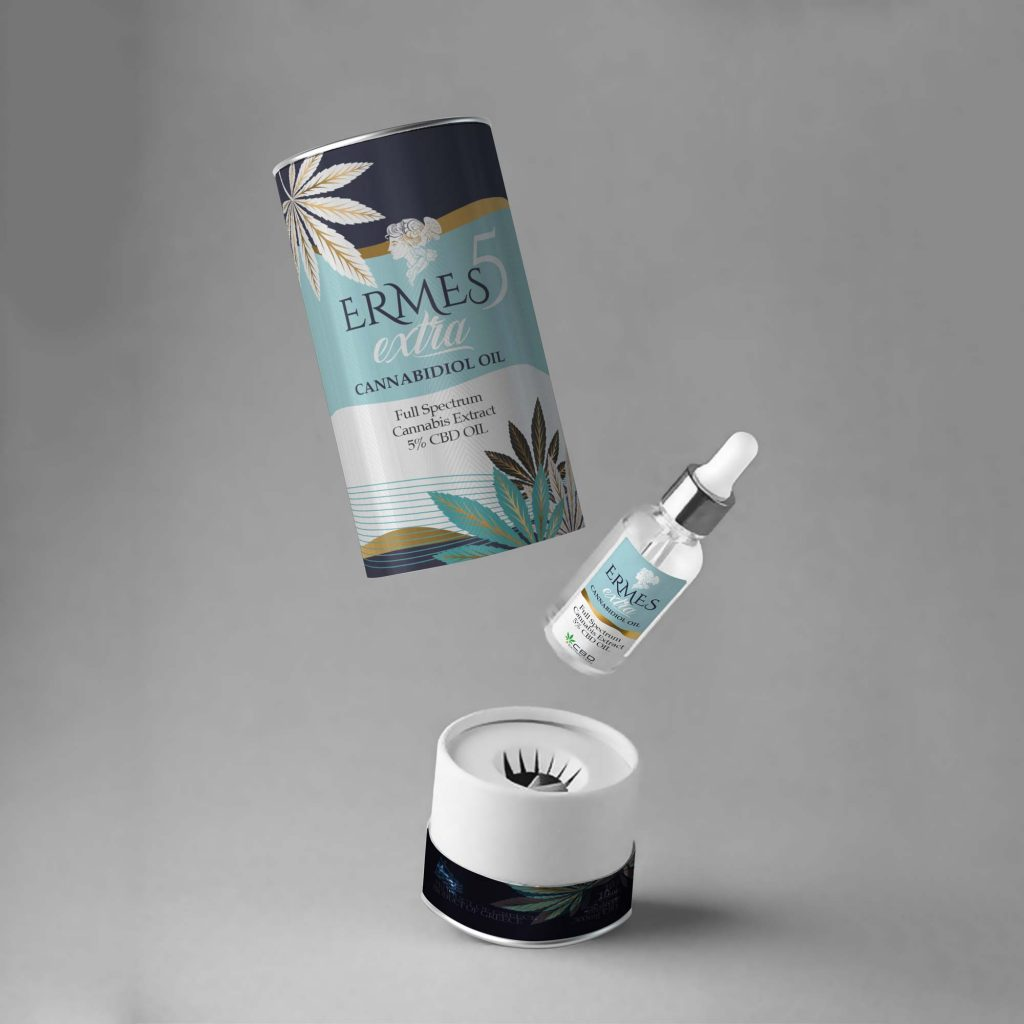 Ermes Extra 5 cannabinoids