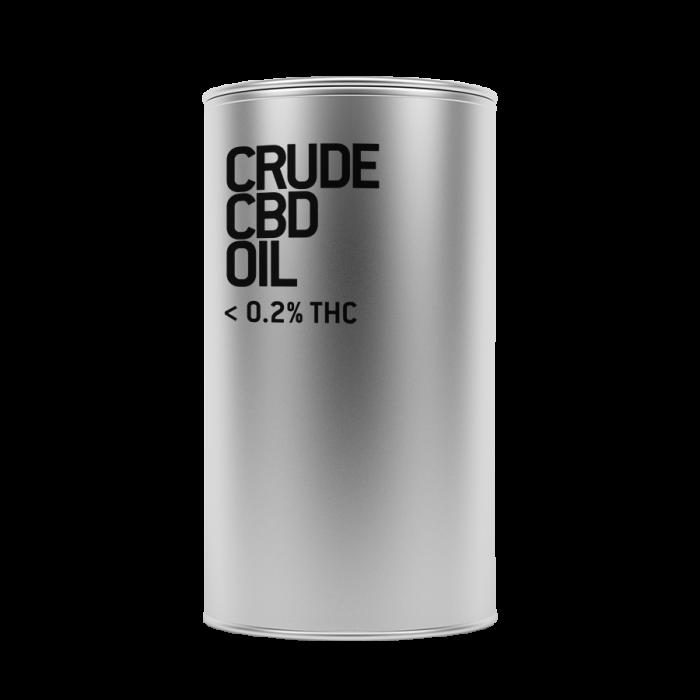 Crude CBD Oil